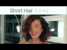 Short Hair Tutorial Natural Body with Daven and Chriselle