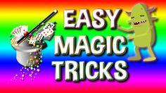Easy Magic Tricks for Everyone