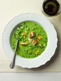 Green Peas Soup·George Washington's Mount Vernon