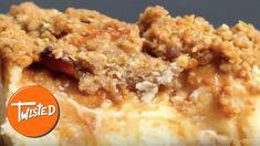 Apple Crumble Cheesecake | Twisted