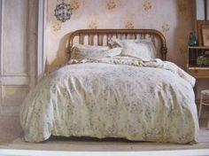Simply Shabby Chic Full Queen Linen Garden Duvet Cover Set Tan | eBay