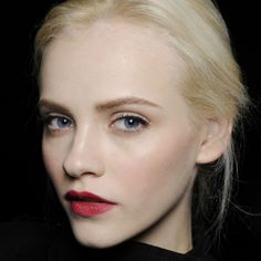 Ginta Lapina reminds me so stinkin much of my sister. So beautiful!