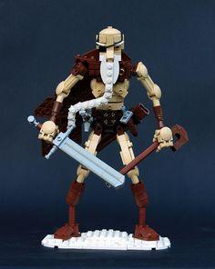 Cohen the Barbarian | by Pate-keetongu