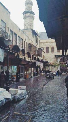 DAMASCUS - Syria دمشق …