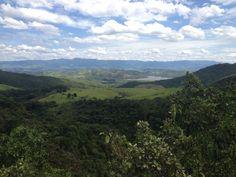 Vista do Mirante do Último Adeus - Parque Nacional do Itatiaia (Foto: Daniel Salvador)