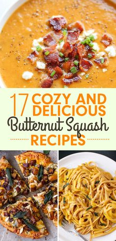 17 Insanely Delicious Ways To Cook Butternut Squash This Fall @buzz