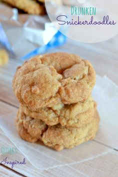 Easy cookie recipes christmas snickerdoodle