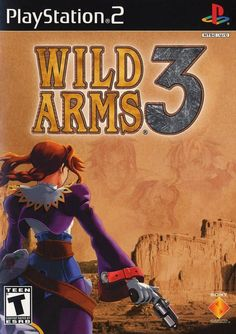 Wild Arms 3 (Sony PlayStation 2, 2002)