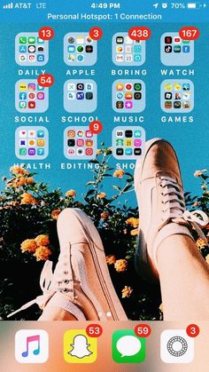 Application Telephone, Application Iphone, Iphone Home Screen Layout, Iphone App Layout, Iphone Hacks, Applis Photo, Organize Apps On Iphone, Apps For Girls, Whats On My Iphone