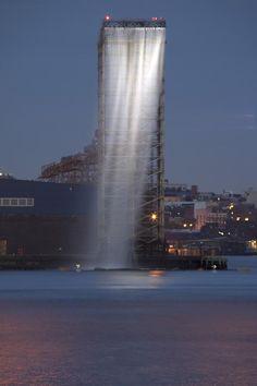 Olafur Eliasson - New York City Waterfalls