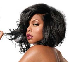 20 Short Bob Hairstyles for Black Women-4