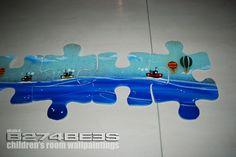 Κατασκευή & ζωγραφική ( βαπτιστικές μπομπονιέρες )