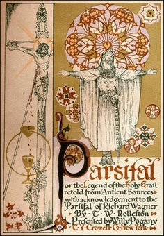 Parsifal, 1912. Richard Wagner