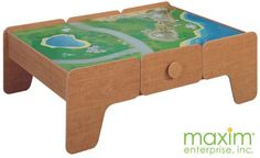 Save $40.00 on Train Table | Activity Play Table; only $89.99