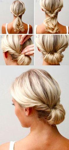 Listamos várias dicas e passo a passo de penteados incríveis, do prático ao expert, para você arrasar em um casamento ou uma festa mais formal. Confira na galera!