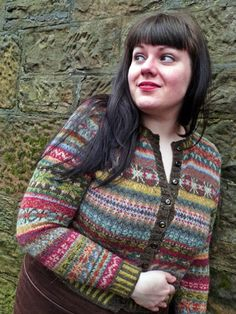 Karie Westermann is a creative and multi-talented knitwear designer, knitting and crochet tutor, translator and technical editor. We absolutely love her No