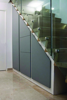 Want to add a contemporary look to your new staircase? These sleek handleless do Understairs Storage add contemporary handleless Sleek Staircase Staircase Storage, New Staircase, Staircase Design, Basement Stairs, House Stairs, Under Stairs Storage Solutions, Storage Under Stairs, Escalier Design, Under Stairs Cupboard