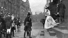 Old Town Edinburgh, Edinburgh Scotland, Tudor History, British History, Strange History, History Facts, Anne Boleyn Tudors, National Art, Haunted History