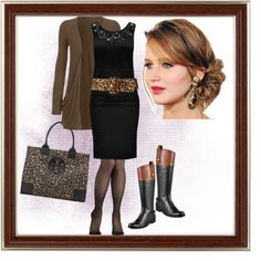 Curvy Girl's Work Outfit Tomorrow
