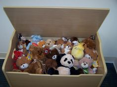 October 2013. Our Teddy Bears have a new home - thanks to Leon and Delores Bakalian. You may know Leon from the Bear Affair ... he donates a custom-made birdhouse to the festivities.