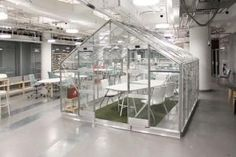 greenhouse meeting space - Google Search