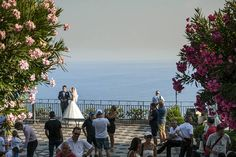 Wedding in the stunning Taormina