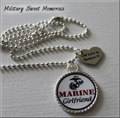I love my marine, Marine Girlfriend