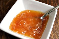 Make your own jam in the crock pot! This vanilla cantaloupe jam recipe is delicious as an appetizer with cream cheese on a cracker, or just on toast!