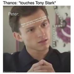 Image result for tony stark and peter parker fanart