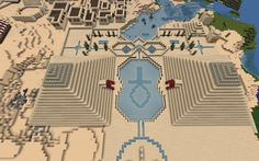 XThe Egyptian AdventureX (Outdated) Minecraft Project