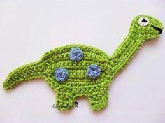 Luty Artes Crochet: Aplicações de crochê.