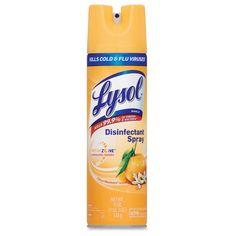 Lysol Citrus Disinfect Spray -