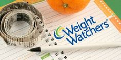 Compteur de points Weight watchers