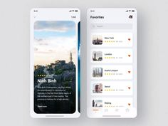 🎒Nomad iOS UI Kit with Design System Customizable and Easy to use Travel UI Kit for iOS 13 with modern and trendy design. With our Design System included in this UI Kit, you will be able to speed-up your workflow and save hundreds of hours. What's inside Interaktives Design, App Ui Design, Design System, Graphic Design, Flat Design, Mobile App Design, Mobile Ui, Interface Web, User Interface Design