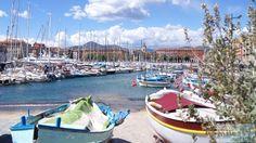 Hafen - Check more at https://www.miles-around.de/europa/frankreich/nizza/,  #Côted'Azur #Jacht #Mittelmeer #Nizza #Planespotting #Reisebericht #Strand #Yacht