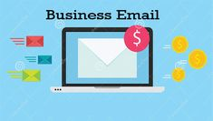 Business Email - The Most Powerful Business Email to Use - Best Free Business Email Business Emails, Business Networking, Best Free Email, Aol Mail, Youtube Subscribers, Communication System, Lee Min Ho, Email Address, Internet Marketing
