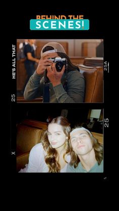 Behind the Scenes of He's All That