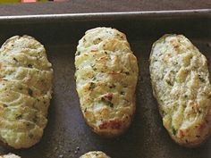 Recipe of the Day: Twice Baked Potato