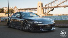 Nissan Silvia S15 #Nissan #GreaseGarage #Silvia #S15 #JDM #Straya #Stance