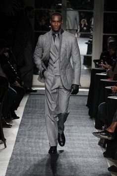 Joseph Abboud Fall 2018 Menswear Fashion Show Collection