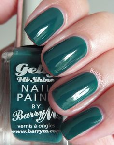 Barry M Gelly Hi-Shine - Watermelon