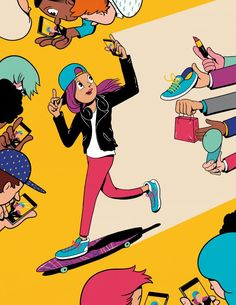 Peer Pressure: Gen Z Shakes Up Influencer Ranks | Digital - AdAge