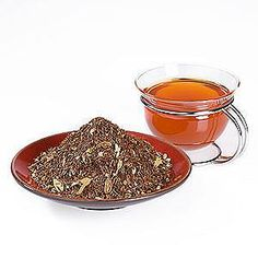 Rooitea - rooibos and almonds with cardamom and cinnamon, sounds amazing