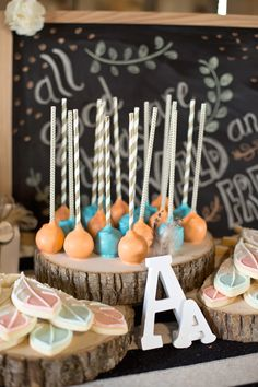 cute woodland party