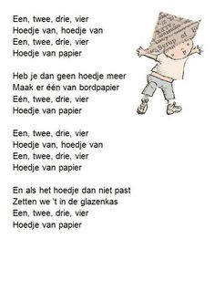 Toddler Learning Activities, Kids Learning, Learn Dutch, Dutch Words, Dutch Language, Kids Songs, Childhood Memories, Lyrics, Letters