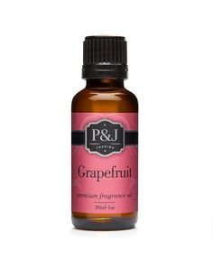 Grapefruit Fragrance Oil - Premium Grade Scented Oil - 30ml *** Review more details here : aromatherapy oils