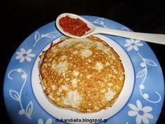 Dukan Diet Recipes, Cheesecake Brownies, Crepes, Pancakes, Easy Meals, Food And Drink, Healthy, Breakfast, Sweet