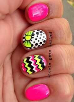 Guest post on Nailed it NZ - check it out!! #nails #nailart