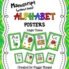 I created this alphabet because I found my students needed a visual reference tool that contained the various sounds that one letter could make.  T...