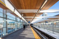 Gallery of Evergreen Line Stations / Perkins+Will - 2